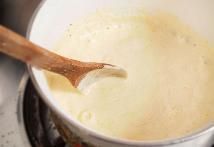 рецепт белого сливочного соуса «Альфредо»!