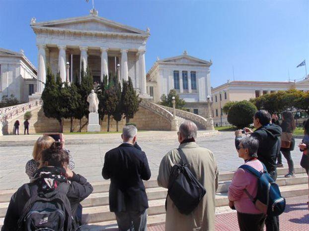 Αναζητώντας «γερμανικά ίχνη» στην Αθήνα