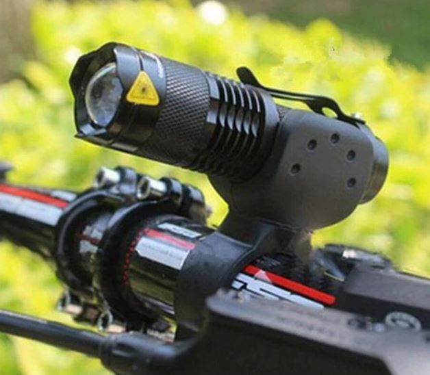 Waterproof Bicycle Torch In 2020 Bicycle Lights Camping Lights