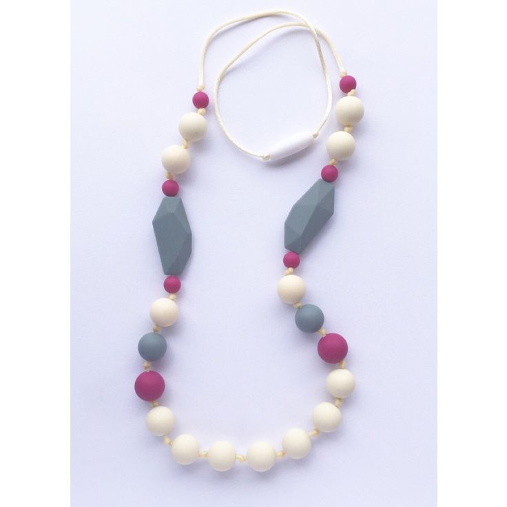 A personal favorite from my Etsy shop https://www.etsy.com/listing/232838164/cranberry-grey-and-cream-silicone