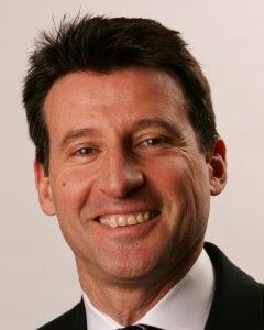 Lord Seb Coe – Securing a lasting legacy for volunteering from London 2012