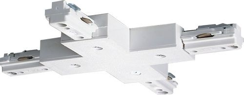 """Nuvo - Track Lighting """"""""X"""""""" Connector - TP150"""