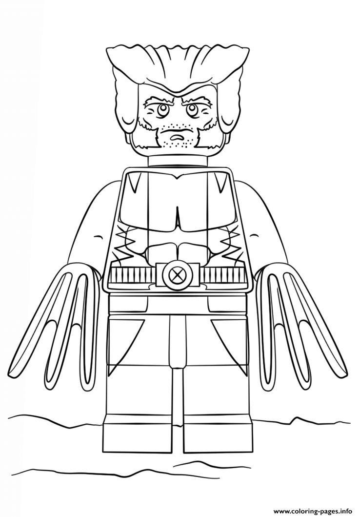 Best 25 Lego wolverine ideas on