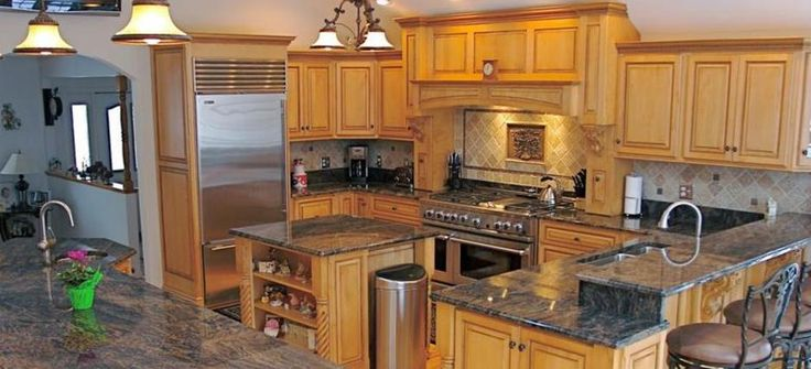 1000 ideas about light granite countertops on pinterest light granite granite countertops. Black Bedroom Furniture Sets. Home Design Ideas