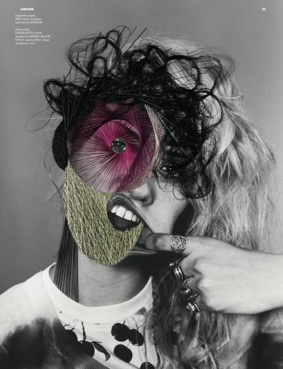 Love the artwork of Maurizio Anzeri