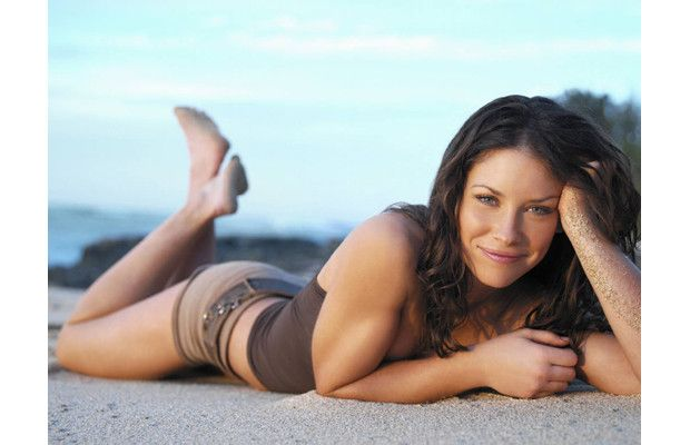 Evangeline Lilly Canadian Actress