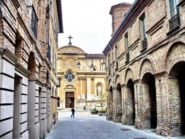 San Damiano d'Asti (AT) in Piemonte, Italy