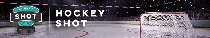 Our Hockey Fundraising Program. When the puck hits the ice, the sparks fly for the Hockey Shot program!