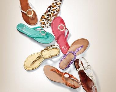 sandals sandals!!!