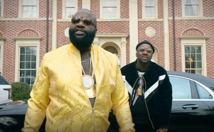 Video: Smoke DZA & Pete Rock ft. Rick Ross – Black Superhero Car | Nah Right