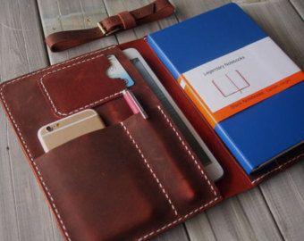 iPad Mini taschen iPad mini Leder-Portfolio von CPScraftStudio