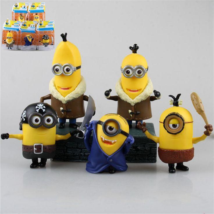 36.29$  Watch now - https://alitems.com/g/1e8d114494b01f4c715516525dc3e8/?i=5&ulp=https%3A%2F%2Fwww.aliexpress.com%2Fitem%2FPOP-Toy-Set-5PCS-set-Minions-toys-yellow-doll-3D-eyes-peluche-Minion-despicable-me-2%2F32489615314.html - POP Toy Set 5PCS/set Minions toys yellow doll 3D eyes peluche Minion despicable me 2&3 Kid Toys Boxed&OPP for Children Gift 0335
