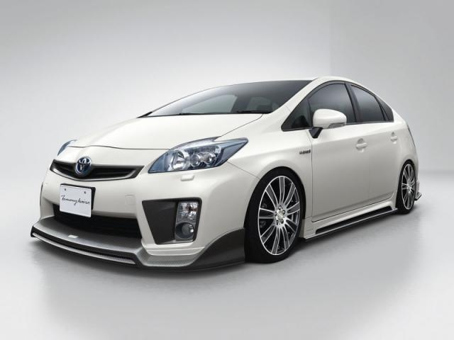 Tommy Kaira Tuned Toyota Prius Photo(s)   Album Number: 4980