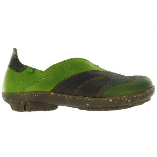 El Naturalista Ginko n420 Shoes - Olive, Prada + Green