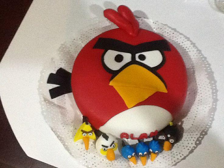 #AngryBird #cacke #torta #PastelitoRico #Chile