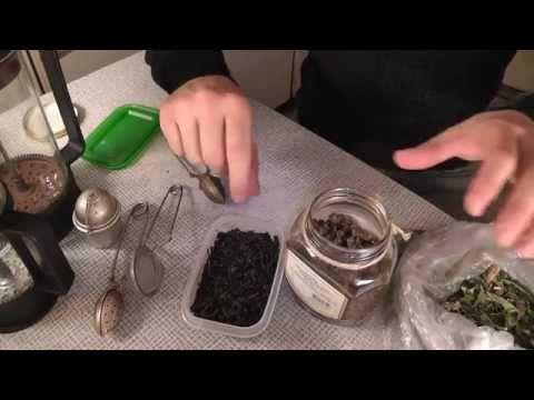 Чай из Иван-чая: виды, способы как ферментировать - YouTube