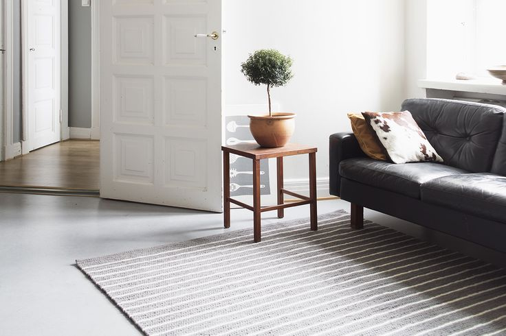 Stylish Haltia in a Finnish living room. Design Tiia Eronen