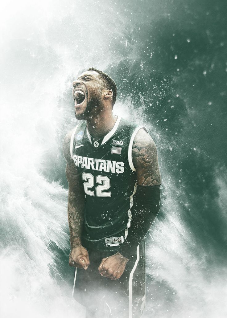 Marketing of sports, Michigan Spartans fans, Audience is basketball fans, Place is where you watch the game, Cost is how much it costs to watch/ admission tickets.