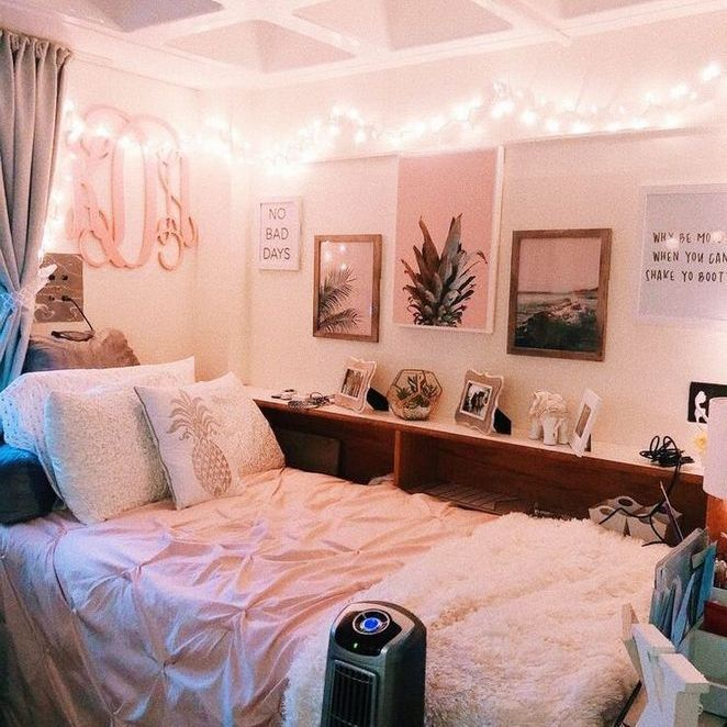 35 Unusual Article Uncovers The Deceptive Practices Of Room Ideas Tumblr Aesthetic Pink Dorm Designs Rooms Inspiration