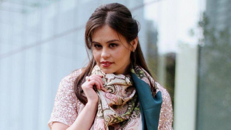Damari Vergara, la blogger chilena que creó la campaña #AmoQuienSoy