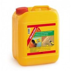 Sika Latex, aditiv lichid pentru mortare si punte de aderenta