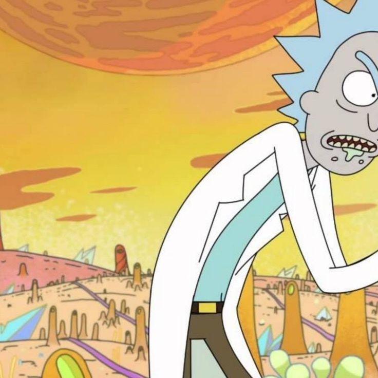 Pin de Mateo Mier em Rick y morty | Rick, morty, Papel de ...