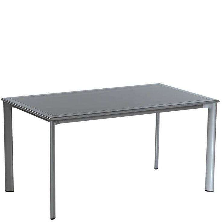 Gartentisch Bristol Alu Anthrazit Glas 160x90cm Jetzt bestellen unter: https://moebel.ladendirekt.de/garten/gartenmoebel/gartentische/?uid=6116f82c-93f9-53fc-8292-2a36afe5048d&utm_source=pinterest&utm_medium=pin&utm_campaign=boards #metall #günstig #kaufen #gartentisch #tisch #aluminium #online #garten #alu #gartenmoebel #gartentische #gartenmöbel