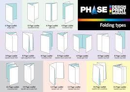 Image result for dl brochure folds