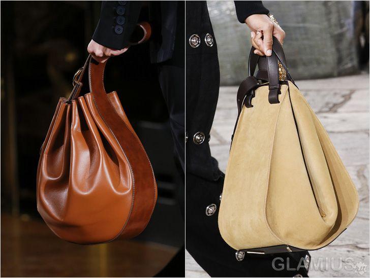 Вместительные сумки-хобо