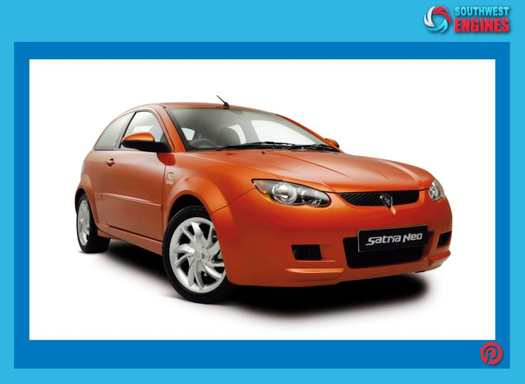 Check this out! It's a good looking Proton Satria Neo. #SouthwestEngines