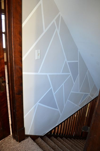 1000+ images about Wall Ideas on Pinterest | Hexagons, Wooden art and ...