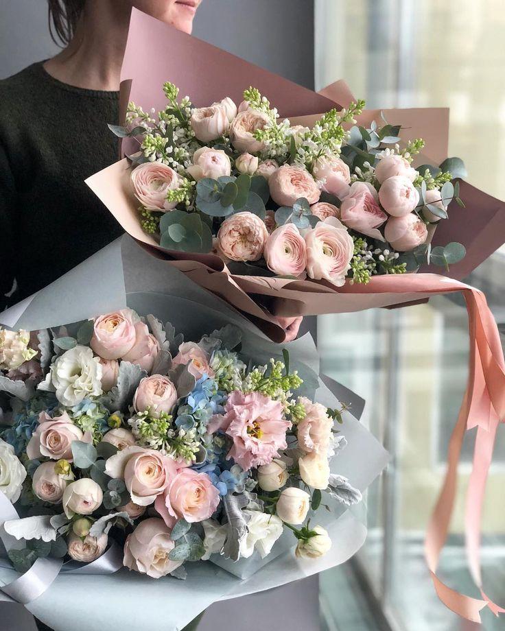 """Polubienia: 4,005, komentarze: 12 – букеты цветы оформления МОСКВА (@flowerslovers.ru) na Instagramie: """"нежные, стильные, самые модные букеты у нас в мастерской чтобы выразить ваши лучшие чувства✨  Для…"""""""
