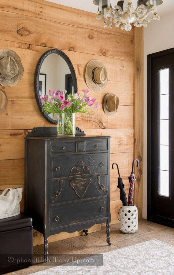 Entryway dresser - for near the french doors?  If so we would ideal need something max 36in wide (ideal more like 30-32), no more than 19in deep. A nearly black green would be wonderful.
