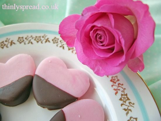 Delicious Pepperming Creams - Perfect as a Valentine's Treat or for Mother's Day