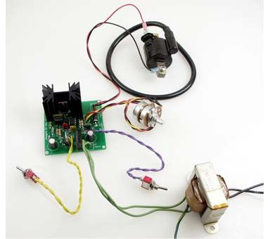 High voltage Power Supply Kit