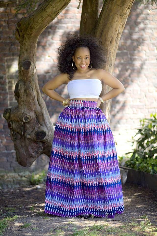 Grass-Fields: Amazing African Wear