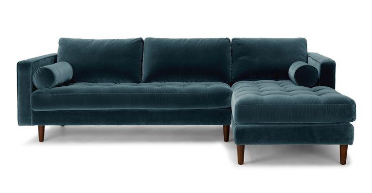 Best 25 Scandinavian Sectional Sofas Ideas On Pinterest