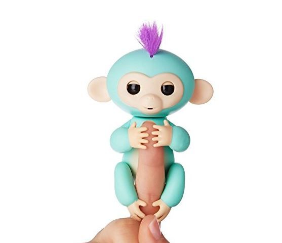 HURRY – Fingerlings – Interactive Baby Monkey $14.99