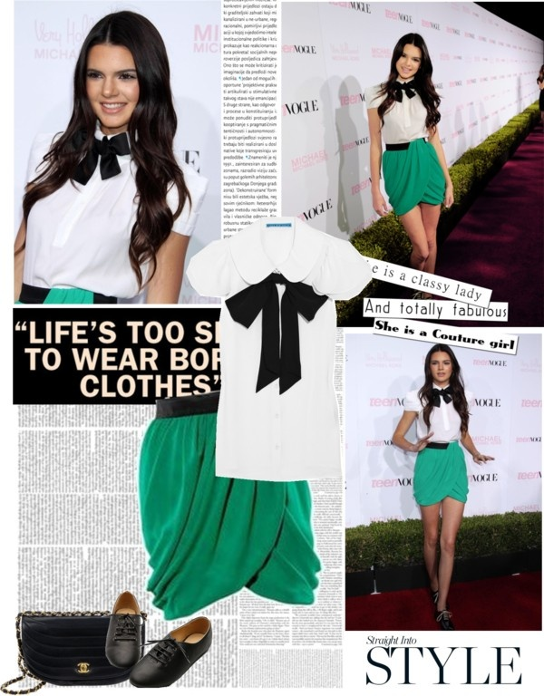 Get The Look Kendall Jenner By Prettyorchid22 Liked On Polyvore Style Inspiration Pinterest