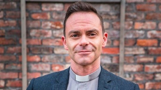 Billy Mayhew, Daniel Brocklebank - Coronation Street
