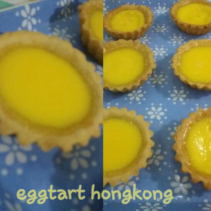 Eggtart hongkong