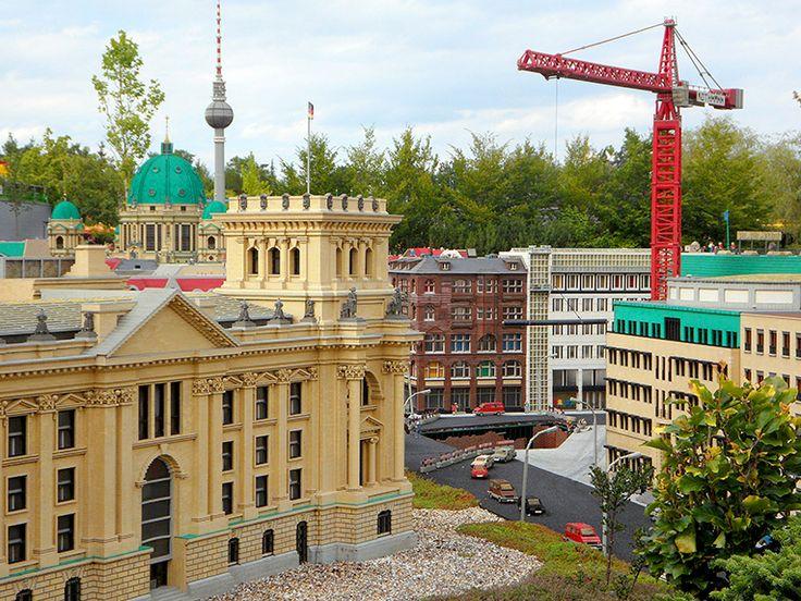 Garanterat skoj på Legoland och Madame Tussauds i Berlin