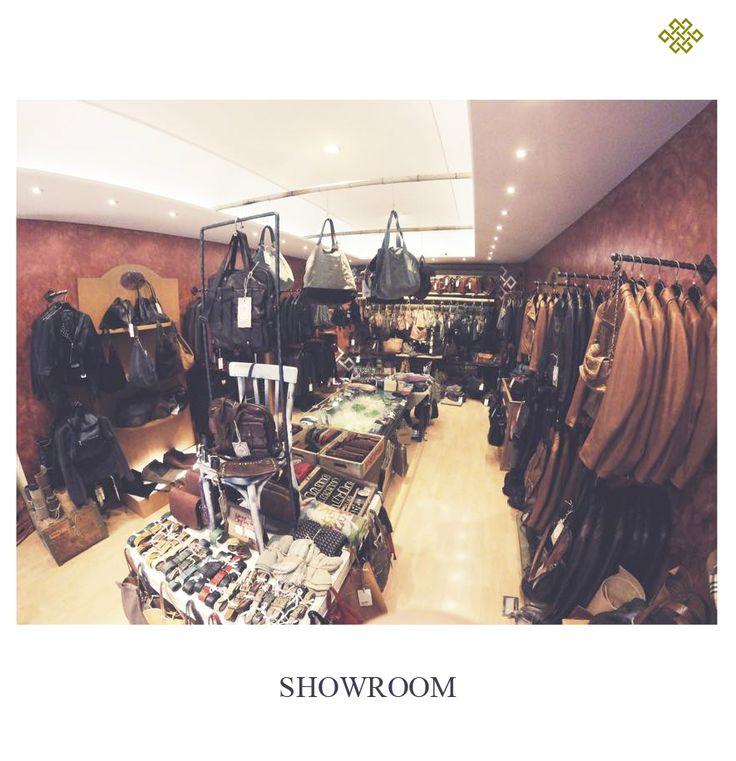 shoow-room Magli Italy www.lasellerie.net