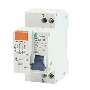 AC 230V 16A 1 Polonais 1P surcharge Protection disjoncteur différentiel Disjoncteur: Cet article AC 230V 16A 1 Polonais 1P surcharge…