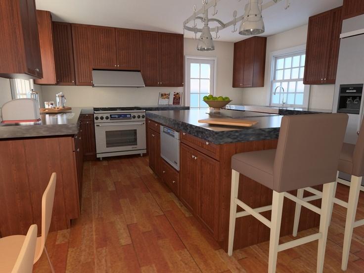 Keuken Design Tool : 1000+ images about Keukens on Pinterest Kitchen designs, Kitchens