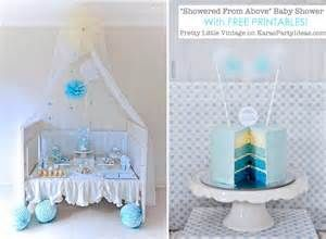 Showered from above rain themed baby shower with FREE PRINTABLES via ...