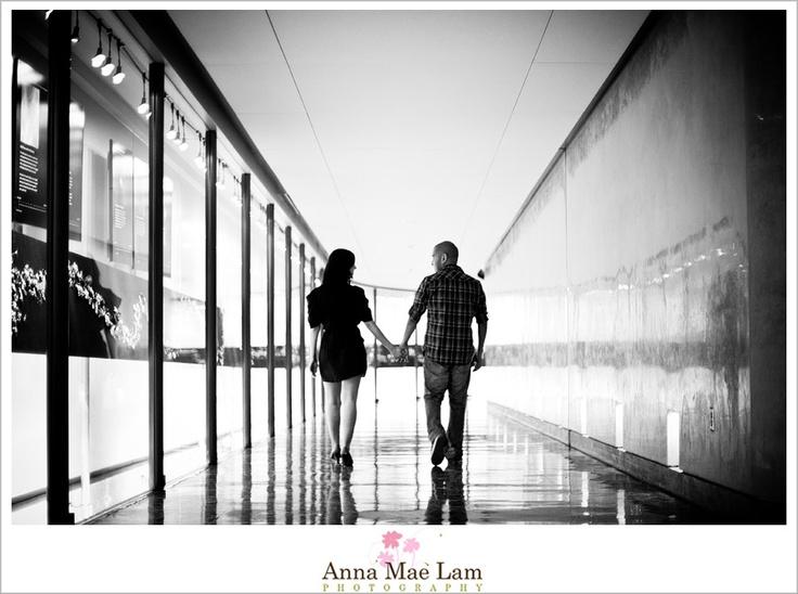 I especially love hallway/pathway shots