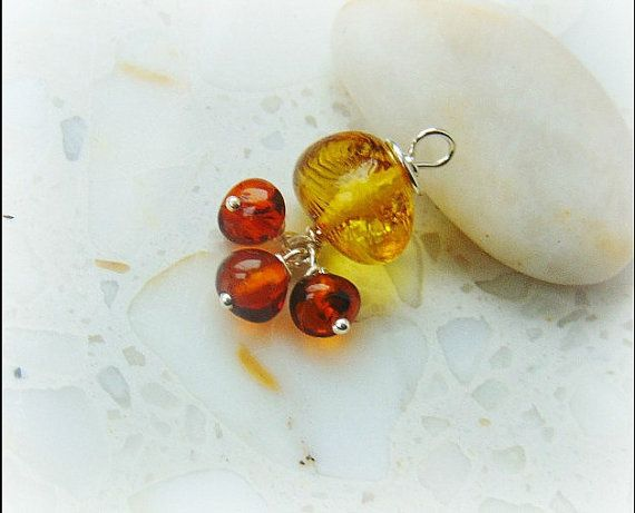 Baltic amber pendant amber jewelry baltic amber by styledonna