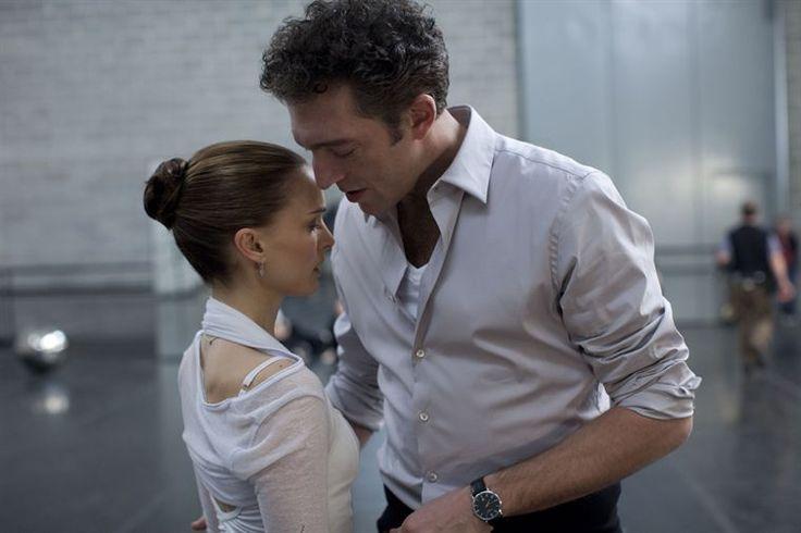 Black Swan - Natalie Portman & Vincent Cassel - Darren  Aronofsky