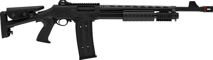 "Strzelba powtarzalna Hatsan 12 GA (ESCORT BM12-TS-10 18"")   STRZELECTWO \ Broń palna \ Strzelba Powtarzalna (Pump Action)   SHARG.PL"
